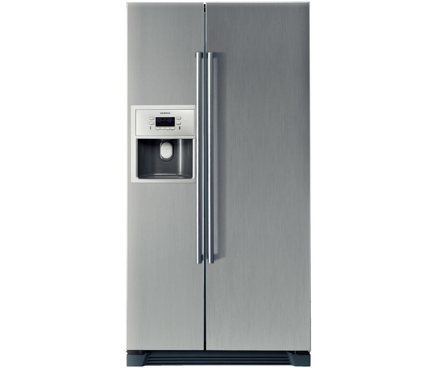 SIEMENS koelkast zilver KA58NA45