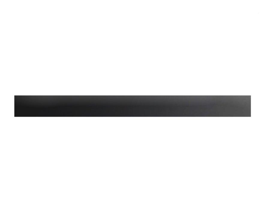 KIT2A1N6 zwart - SMEG plint