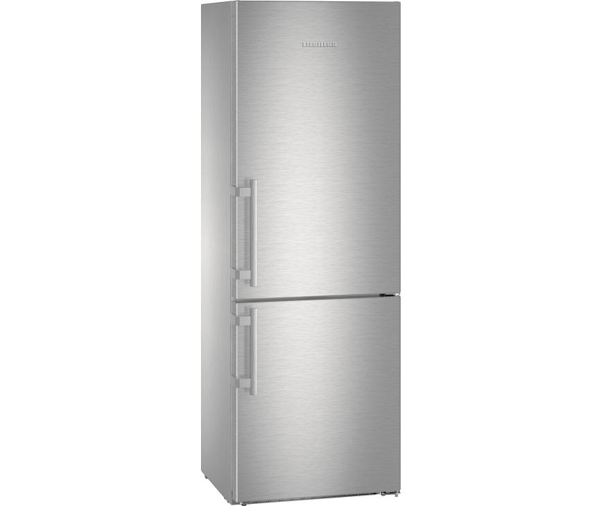 Liebherr CBNes5775-20 koelkast - koel/vriescombinatie - rvs
