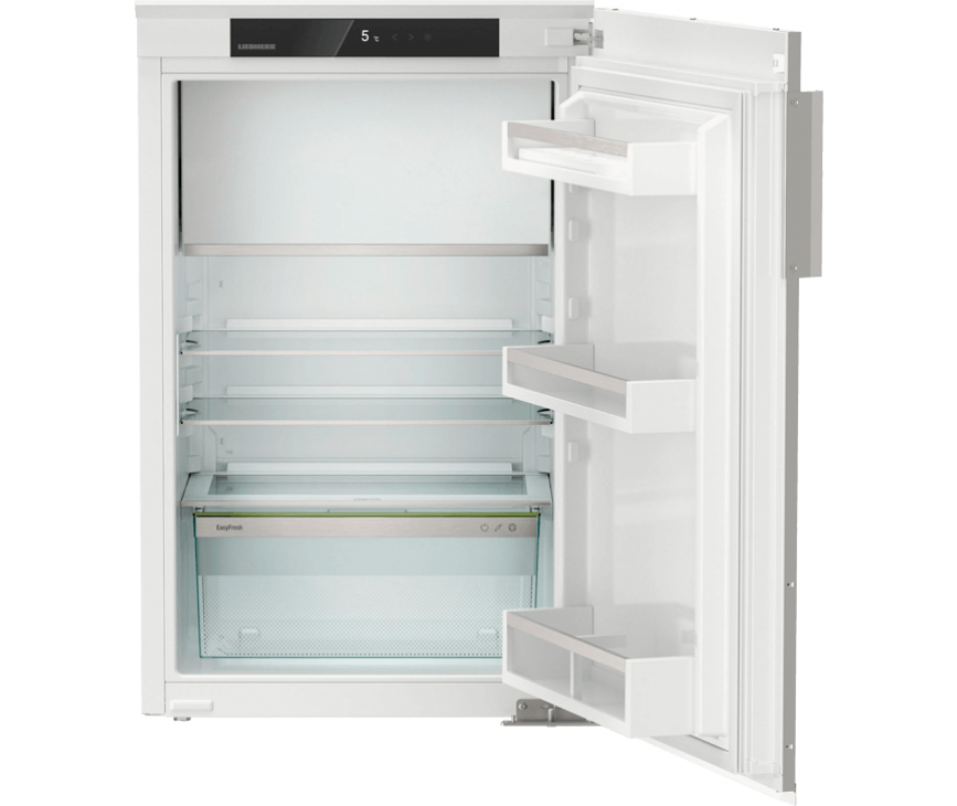 Liebherr DRf3901-20 inbouw koelkast met decorlijsten - nis 88 cm.