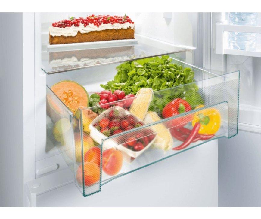 Met de groentelade in de Liebherr CN4313 koelkast heeft u altijd ruimte voor groenten en fruit