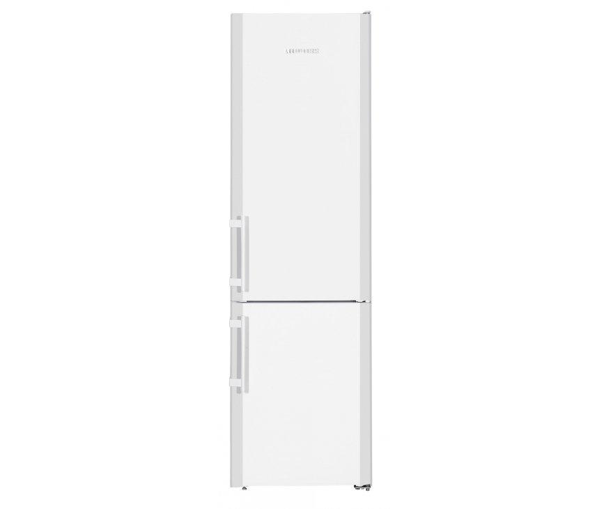 De tweedelige deur van de Liebherr CNP4033 koelkast met BioFresh