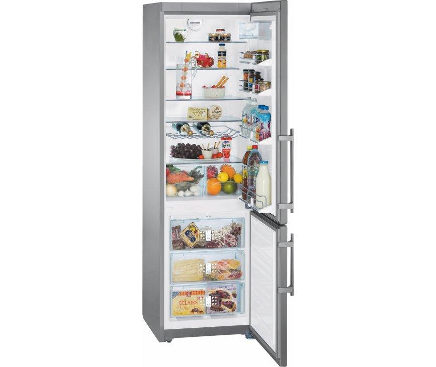 Liebherr CNPes4056 rvs koelkast