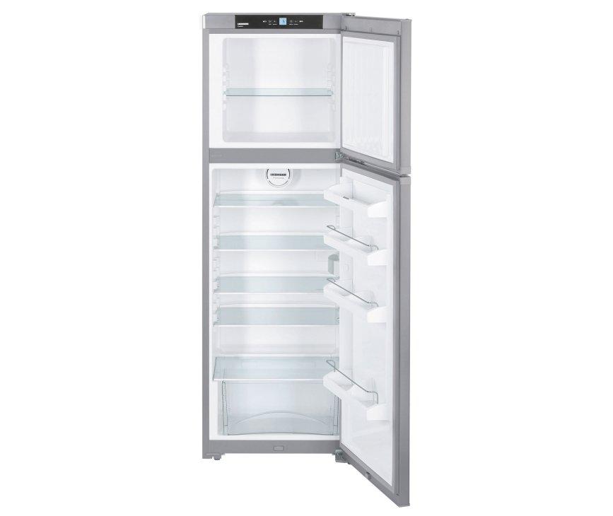 De Liebherr CTsl3306 koelkast is voorzien van Comfort GlassLine deurvakken