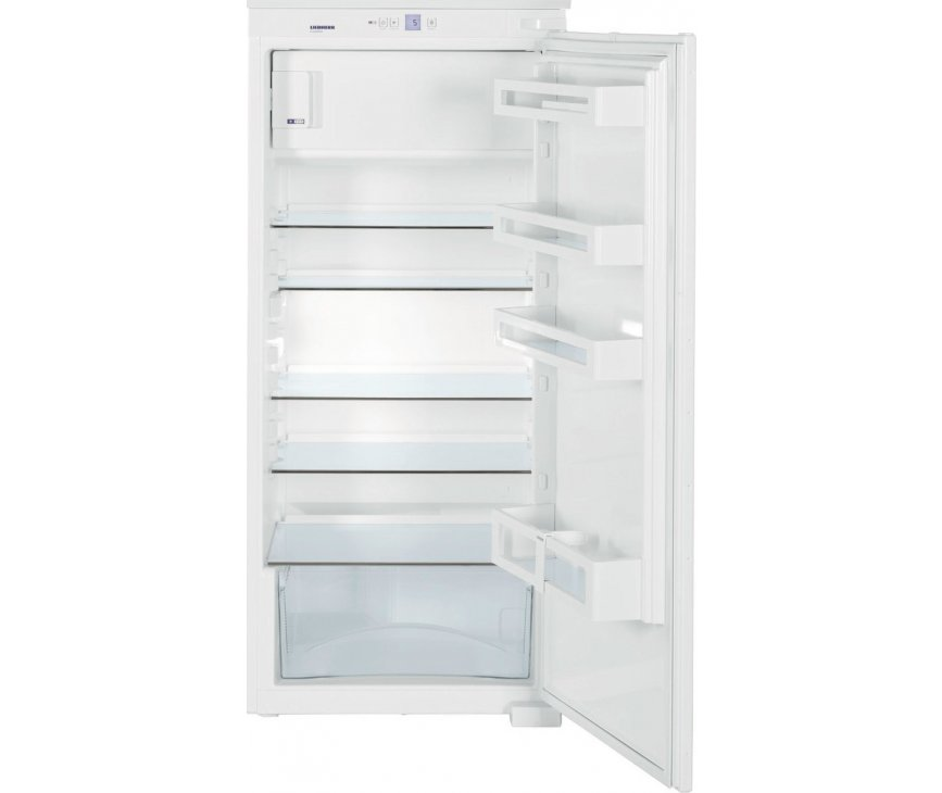 De Liebherr IKS2314 inbouw koelkast heeft een totale netto inhoud van 205 liter