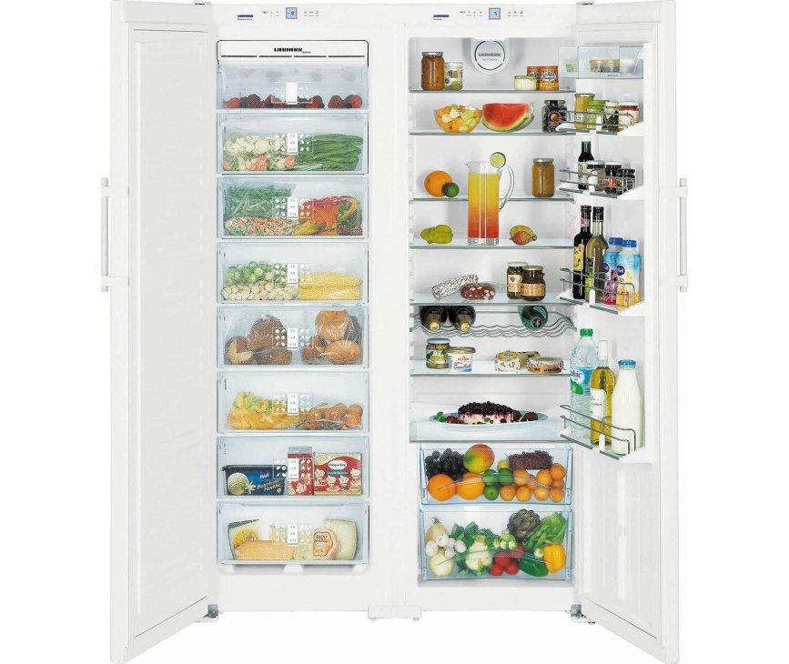 Liebherr SBS7252 side-by-side koelkast