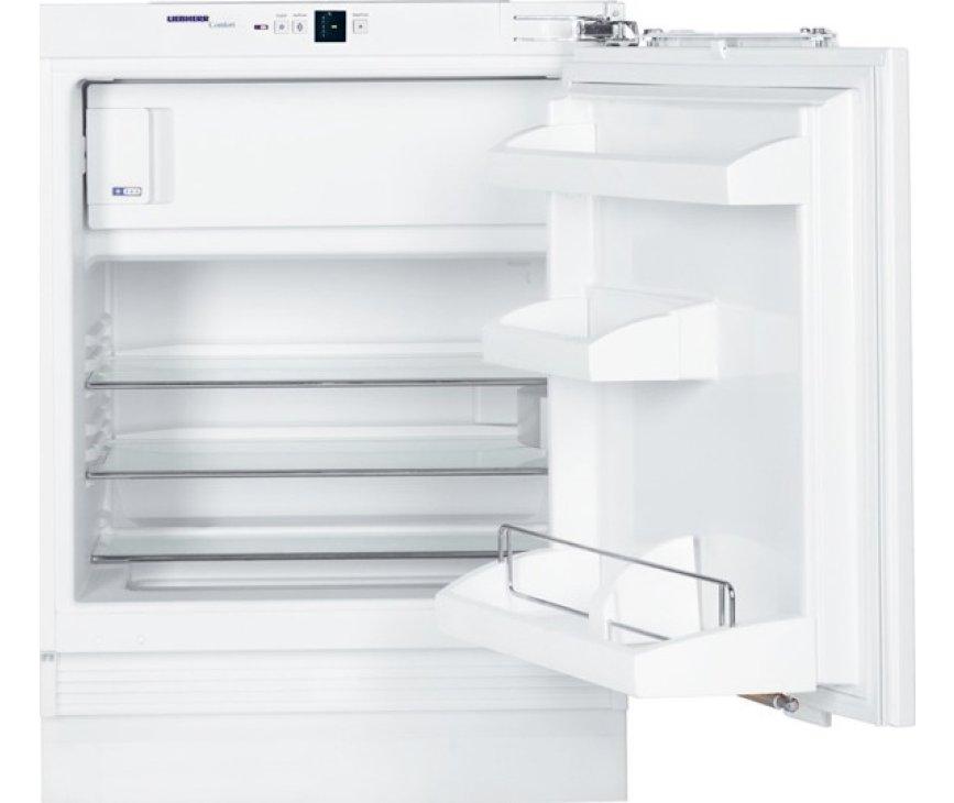 De Liebherr UIK1424 onderbouw koelkast heeft een totale netto inhoud van 114 liter