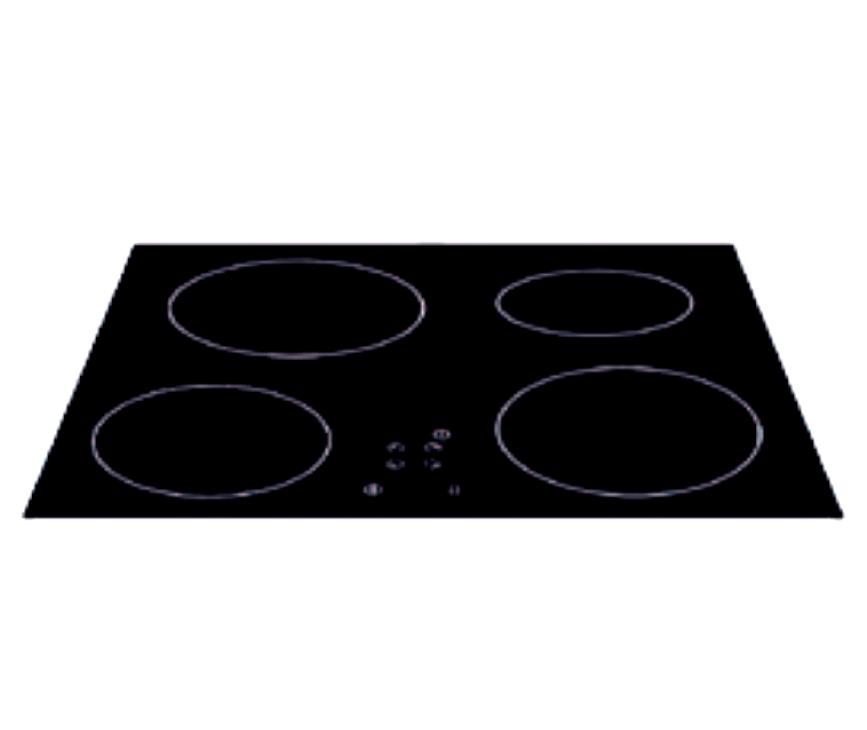 M-System MKK607 keramische kookplaat