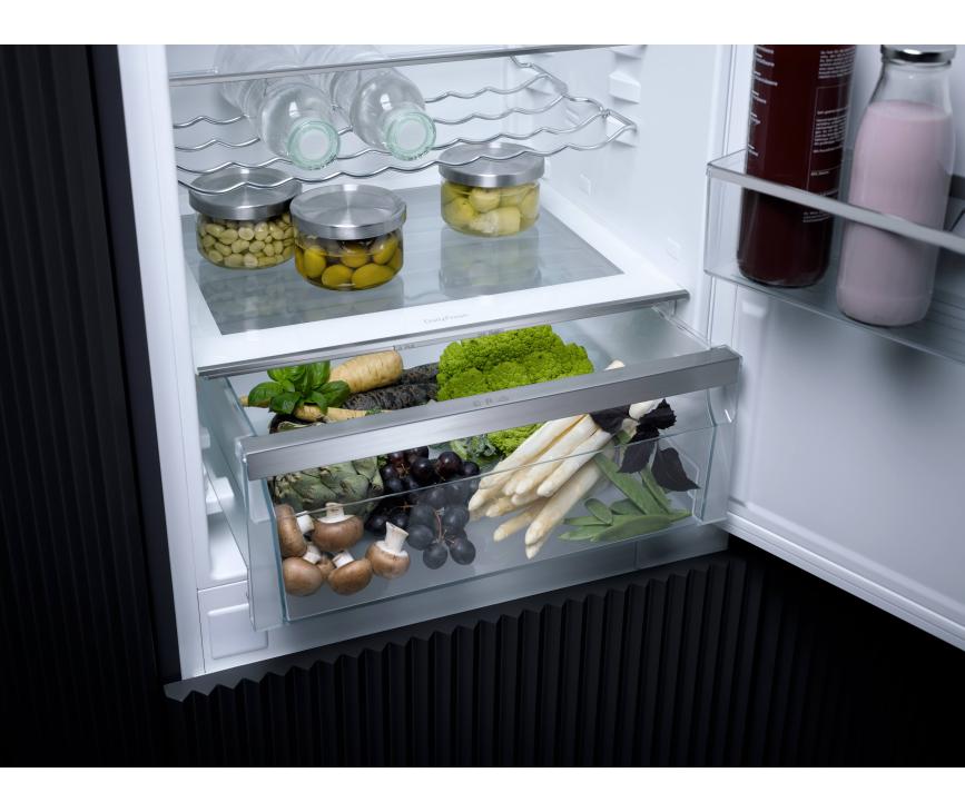 Miele K7433E inbouw koelkast - nis 140 cm.
