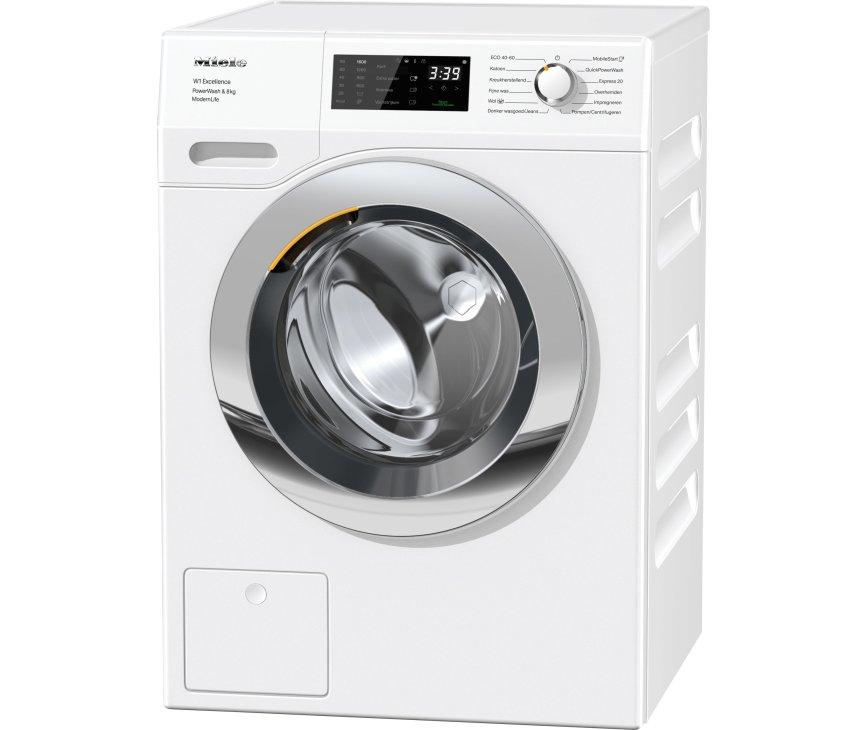 Miele WEF375WPS wasmachine met PowerWash