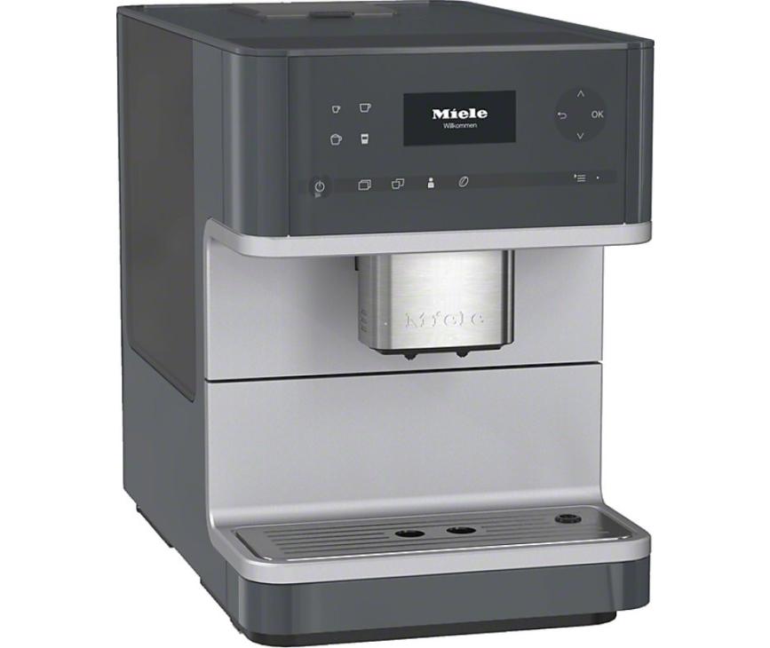 Miele CM 6110 GG koffiemachine grafiet grijs