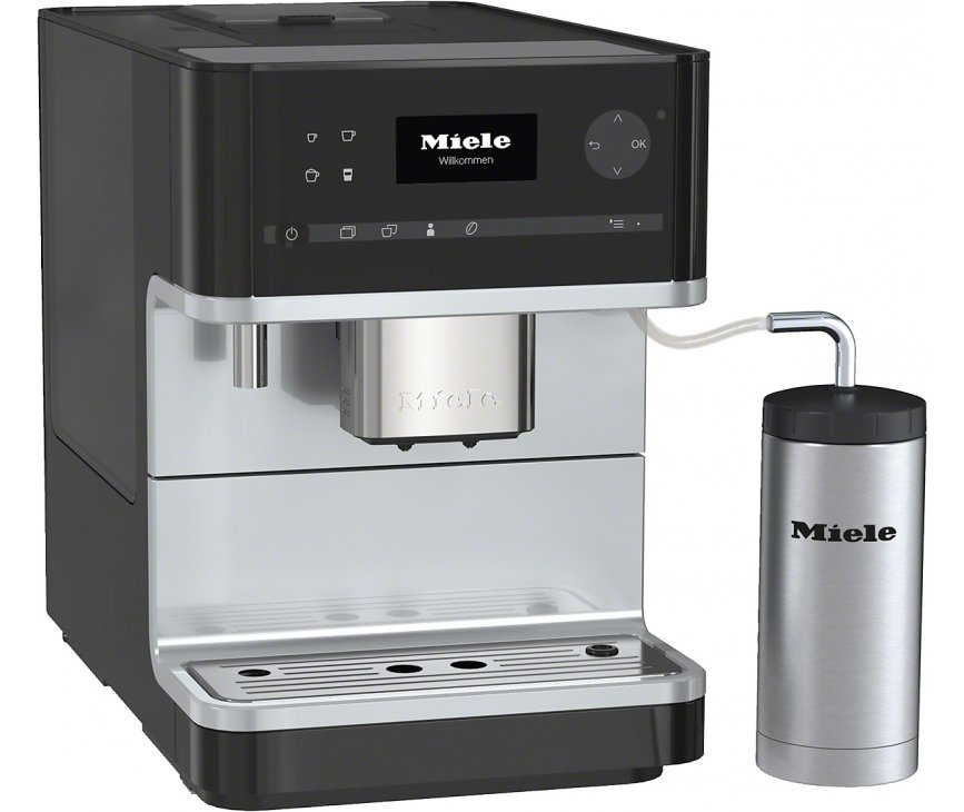 Miele CM 6310 GG vrijstaande koffiemachine grafietgrijs