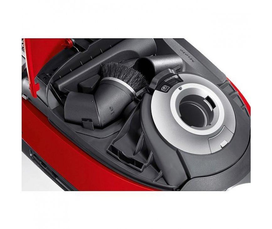 De Miele Complete C2 Celebration EcoLine Plus stofzuiger wordt geleverd met de 3 praktische accessoires