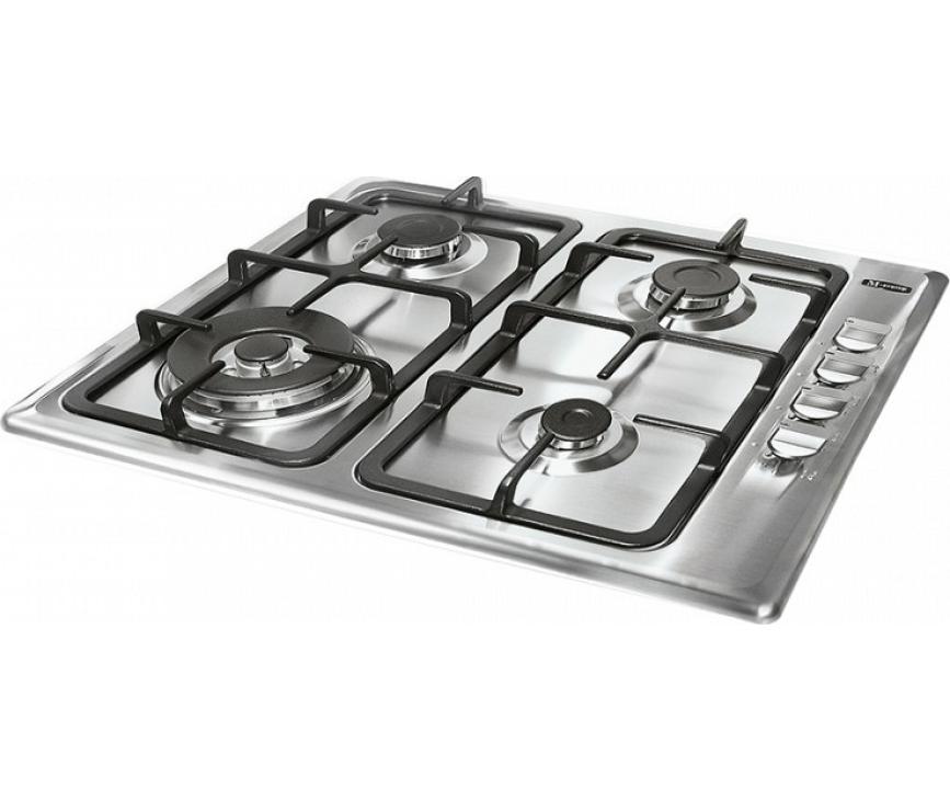 M-System MGK62IX inbouw gas kookplaat