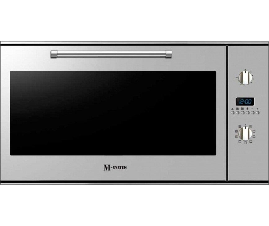 M-System MIO90IX inbouw oven