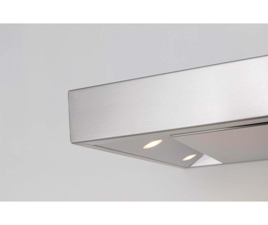 De Novy 7600 beschikt over heldere LED verlichting welke dimbaar is en in 2 kleuren ingesteld kan worden.