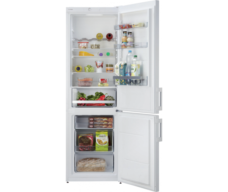 Foto van de binnenzijde van de Pelgrim PKV4180WIT koelkast