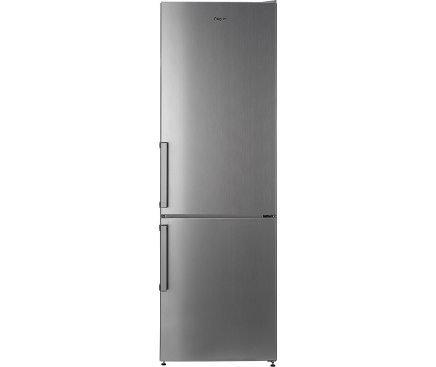 Pelgrim PKV5180RVS koelkast rvs