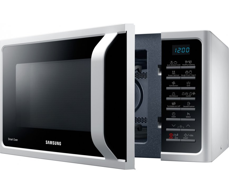 De Samsung MC28H5015AW beschikt in totaal over 40 programma's