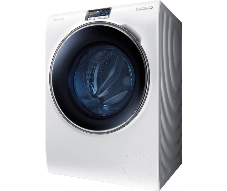 De Samsung WW10H9600EW kan tot 1600 toeren per minuut