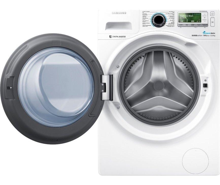 De Samsung WW12H8400EW is uitgerust met EcoBubble