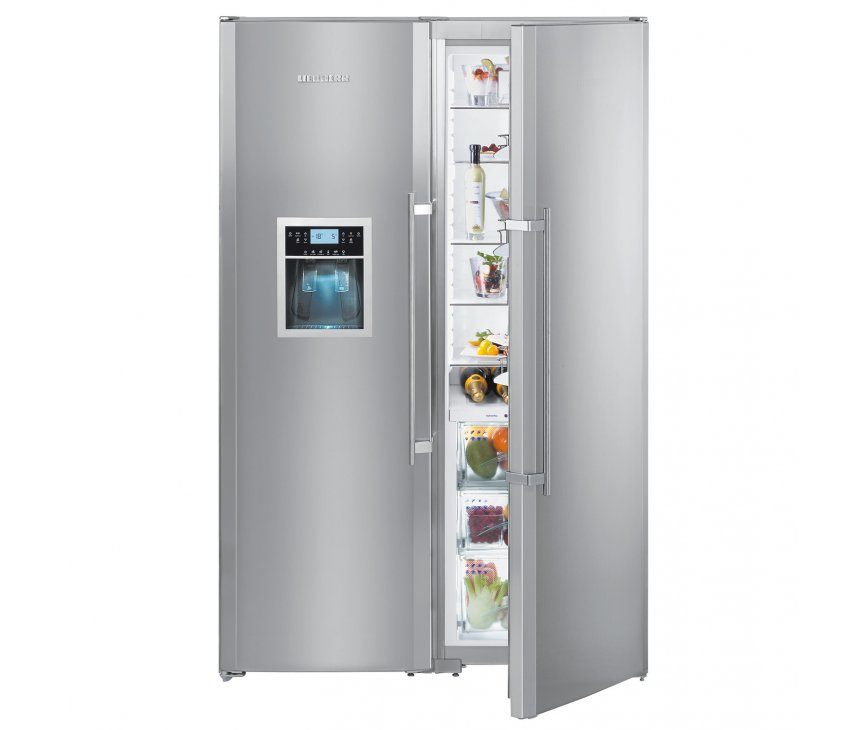 Liebherr SBSes8283 side-by-side koelkast