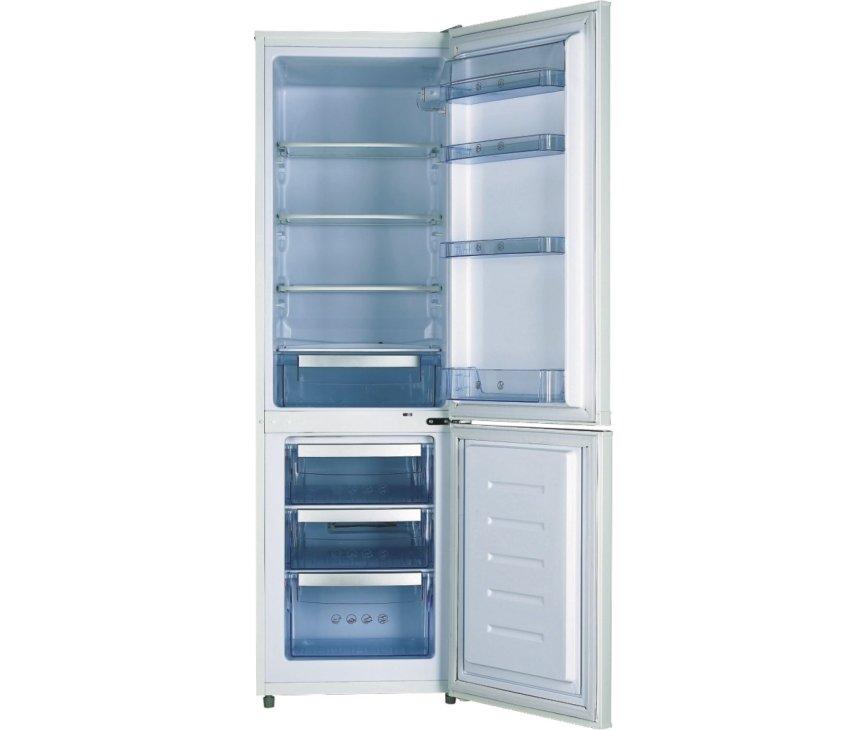 SCHAUB LORENZ koelkast zilver DBF17755S-6263