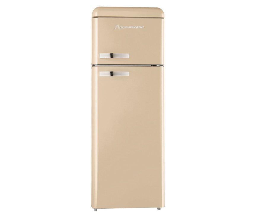 Schaub Lorenz DTF15055C-8045 koelkast crème