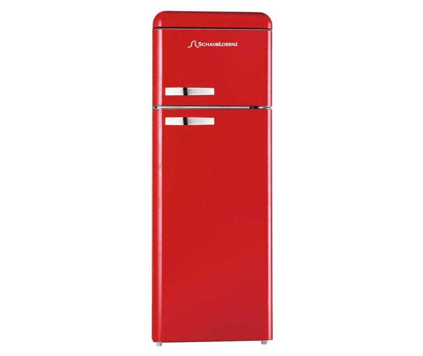 SCHAUB LORENZ koelkast rood DTF15055F-8052
