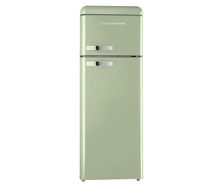 Schaub Lorenz DTF15055G-8069 koelkast groen