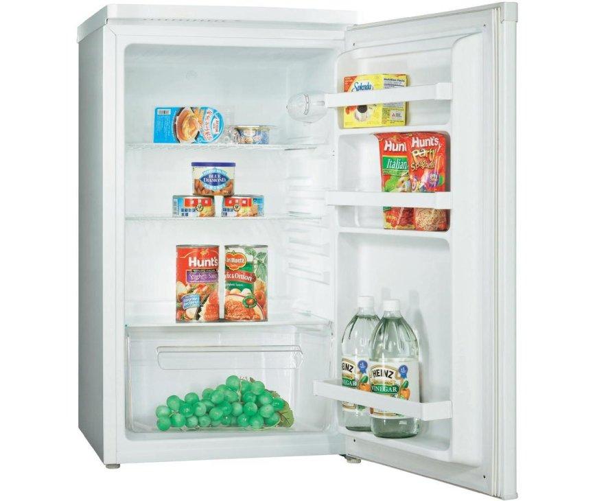 SCHAUB LORENZ koelkast tafelmodel wit TL50-4401