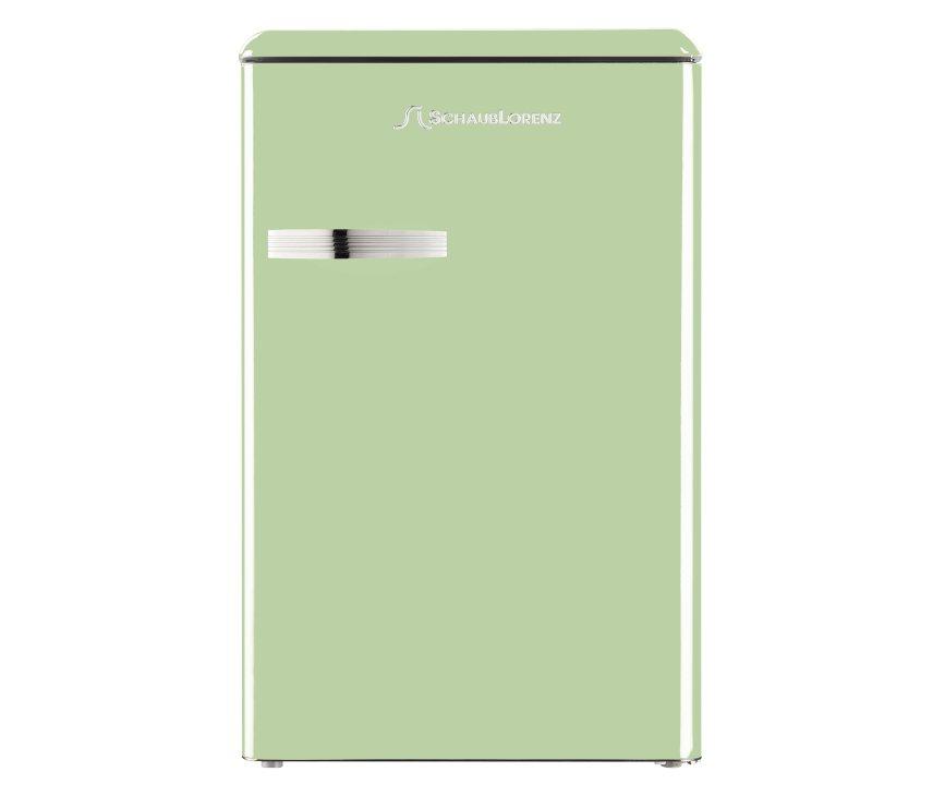 SCHAUB LORENZ koelkast tafelmodel groen TL55G-8601