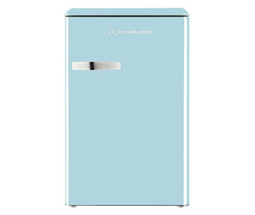 SCHAUB LORENZ koelkast tafelmodel blauw TL55L-8618