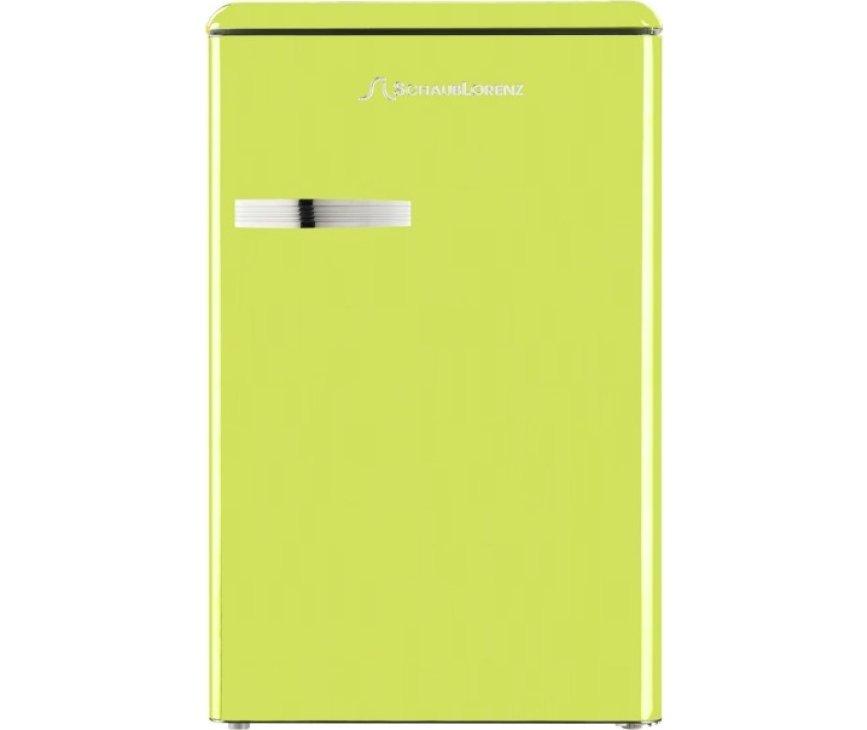 Schaub Lorenz TL55M-8625 koelkast lemon green