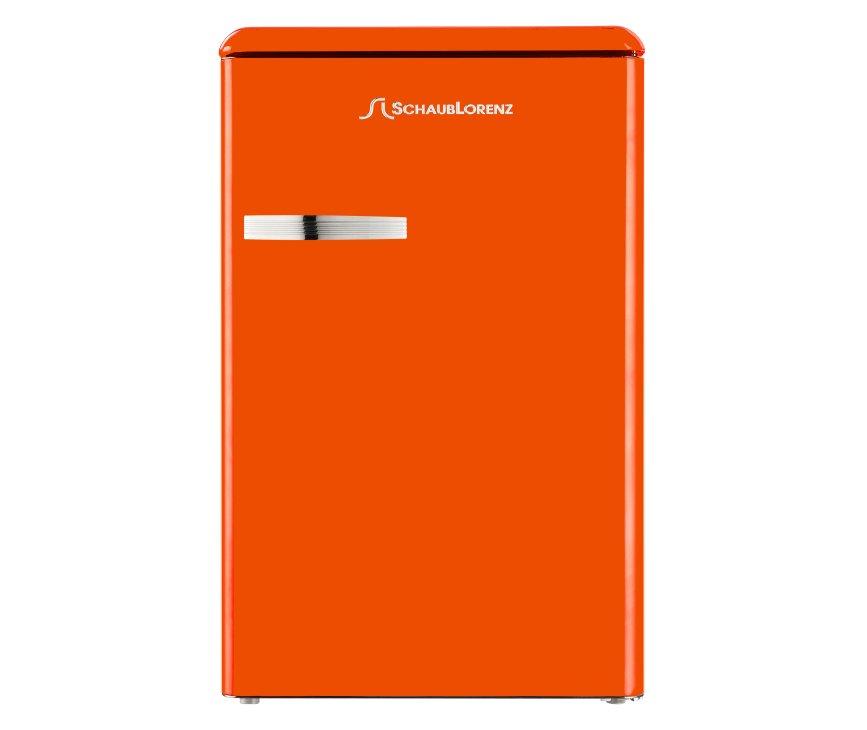 Schaub Lorenz TL55O-8632 koelkast oranje