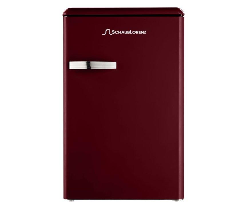 Schaub Lorenz TL55R-6898 koelkast bordeaux rood
