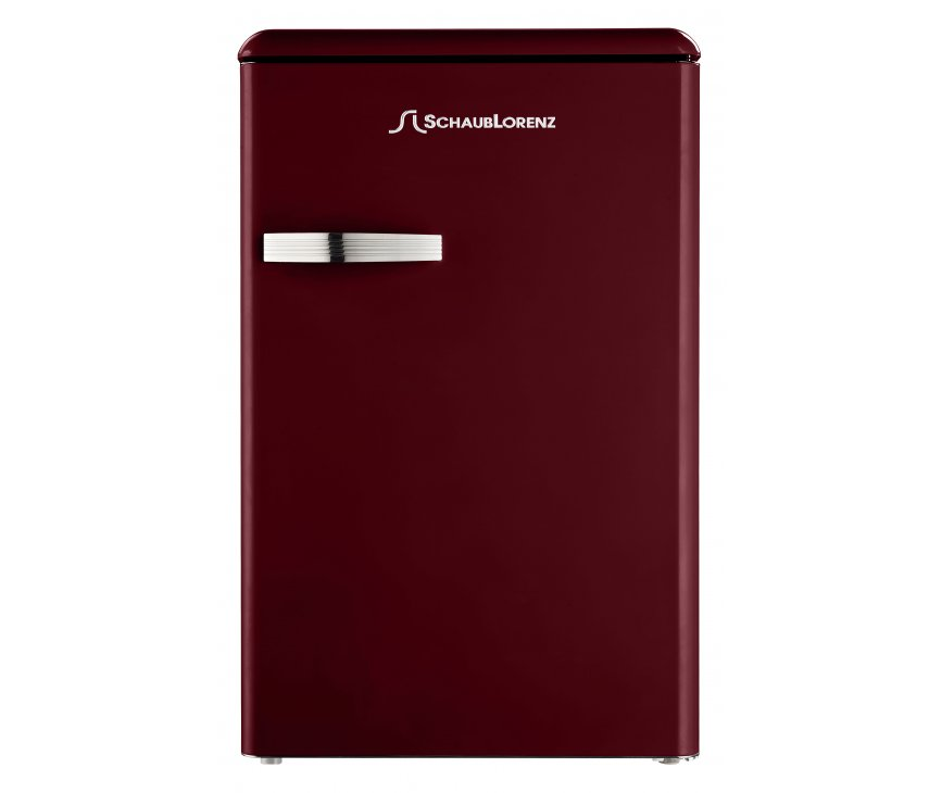 Schaub Lorenz TL55R-8649 koelkast bordeaux rood