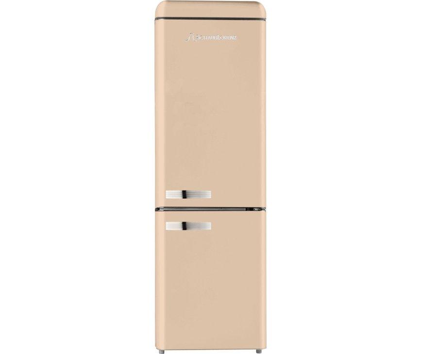 Schaub Lorenz DBF19060C-8113 koelkast creme