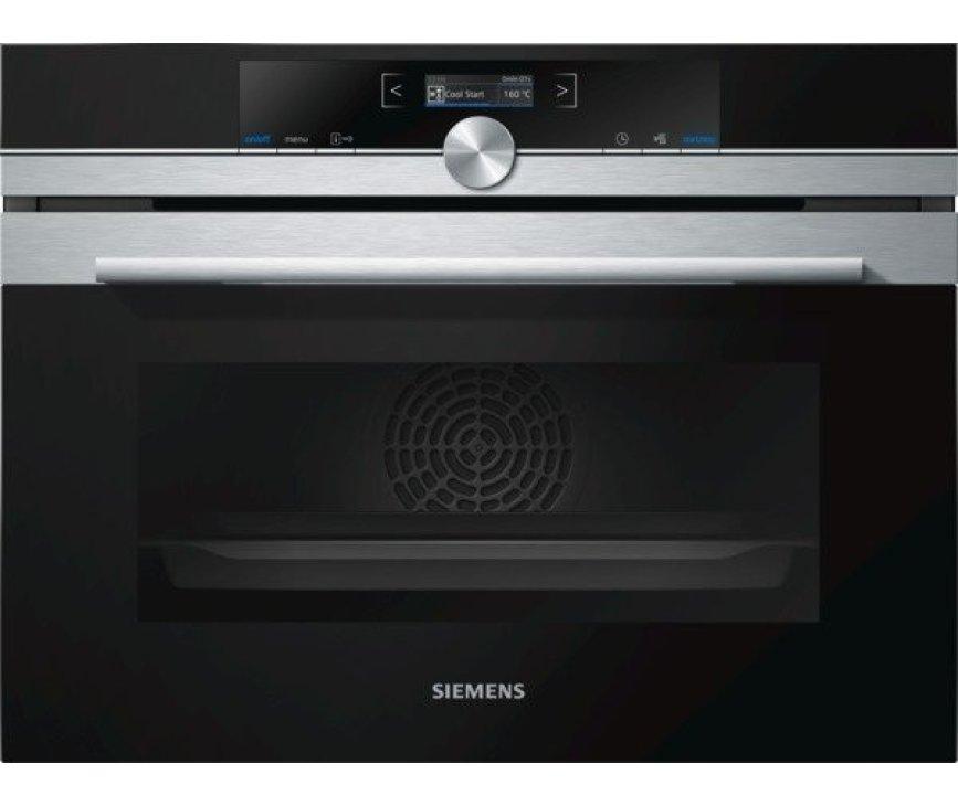 Siemens CB675GBS1 inbouw oven
