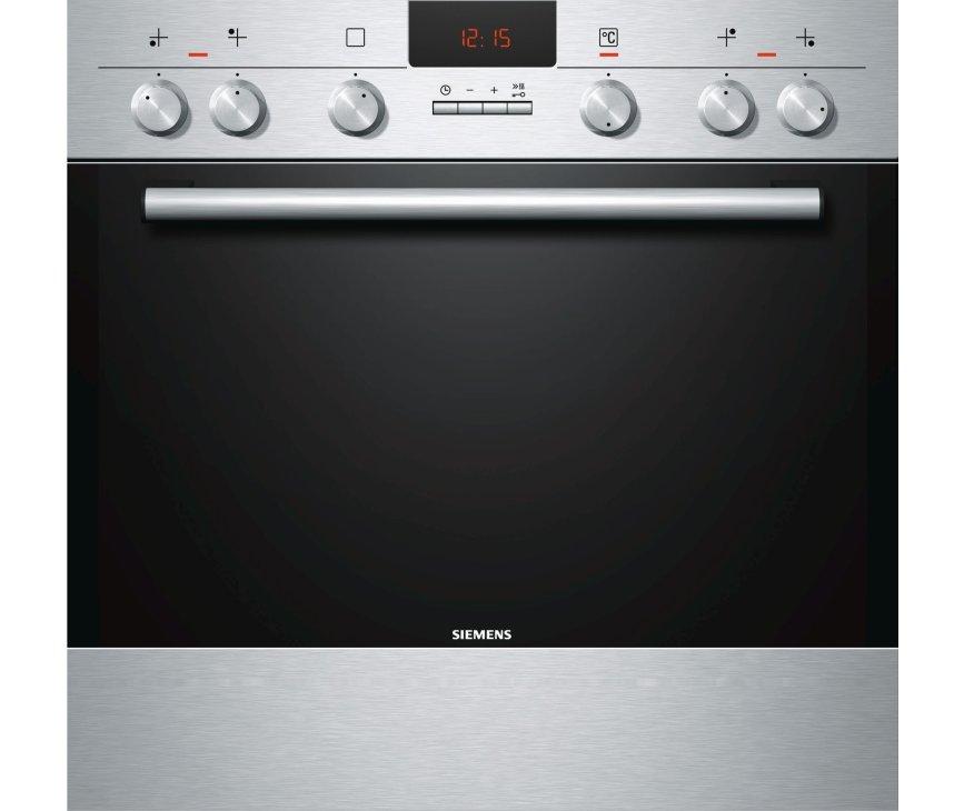 Siemens HE23AB502 inbouw combinatie oven