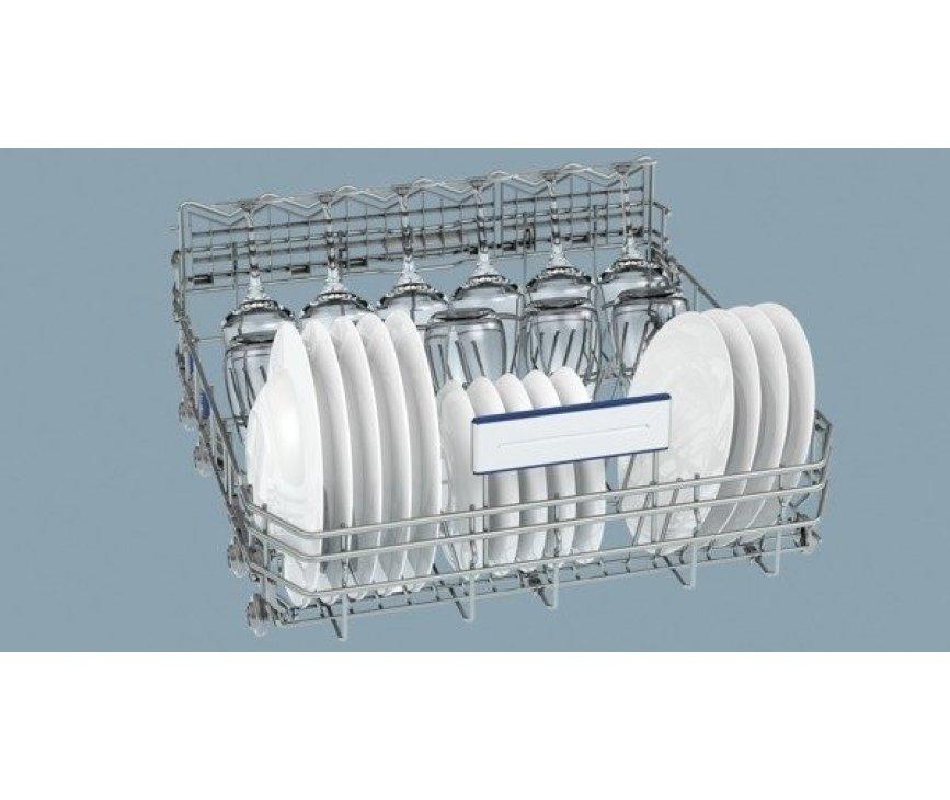 De onderkorf van de Siemens SN69M052NL inbouw vaatwasser