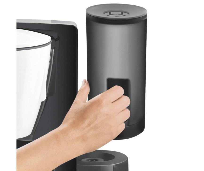 De Siemens TC60301 koffiezetapparaat beschikt over een waterreservoir van 1,25 liter