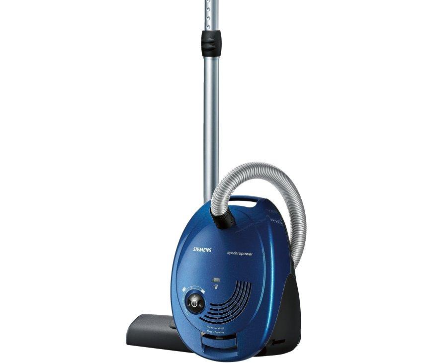 SIEMENS stofzuiger blauw VS06C100