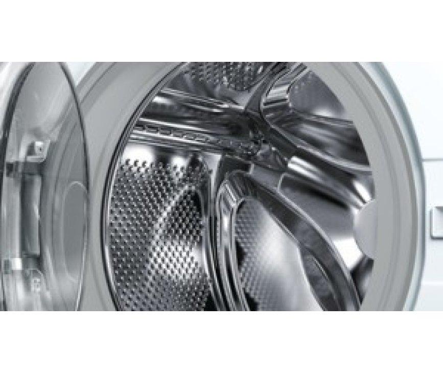 De trommel van de Siemens WM14E397NL wasmachine heeft een inhoud van 6 kg