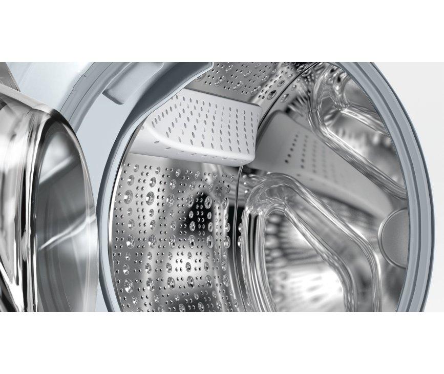 De trommel van de Siemens WM16W692NL wasmachine heeft een vulgewicht van 9 kg