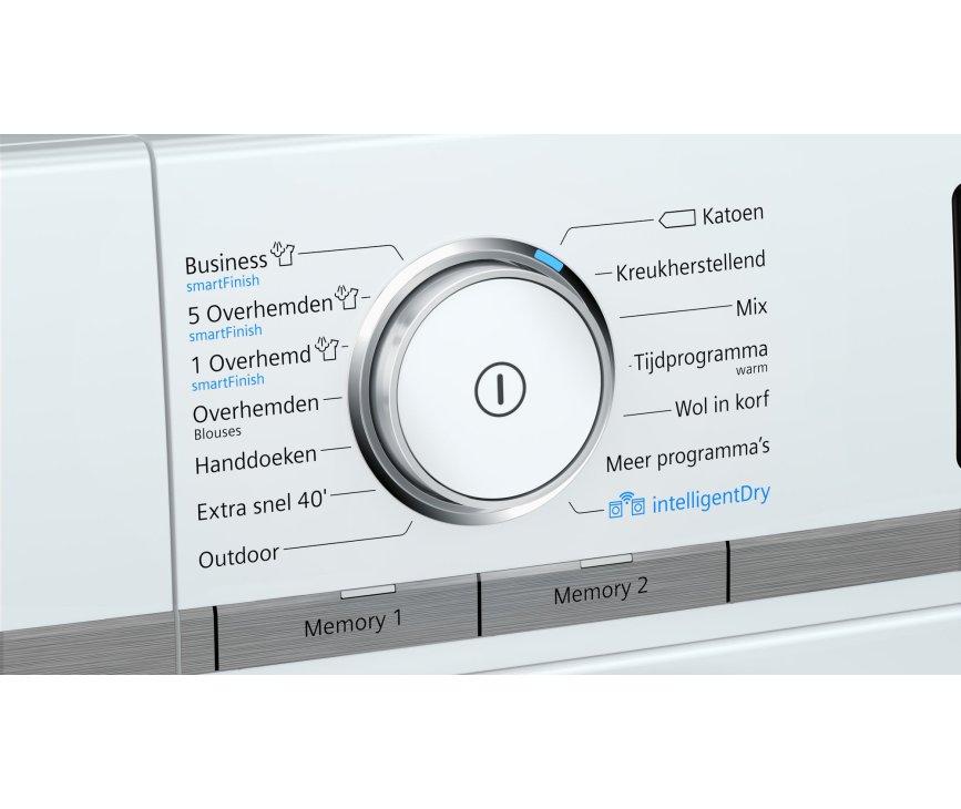 Siemens WT8HXE90NL warmtepomp droger met Home Connect