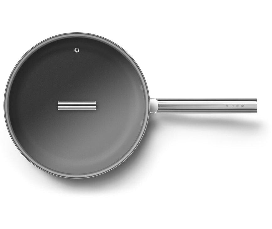 Smeg CKFF3001RDM koekenpan