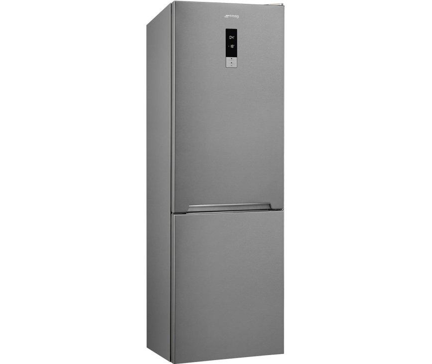 Smeg FC20DN4AX vrijstaande koelkast - rvs - no-frost