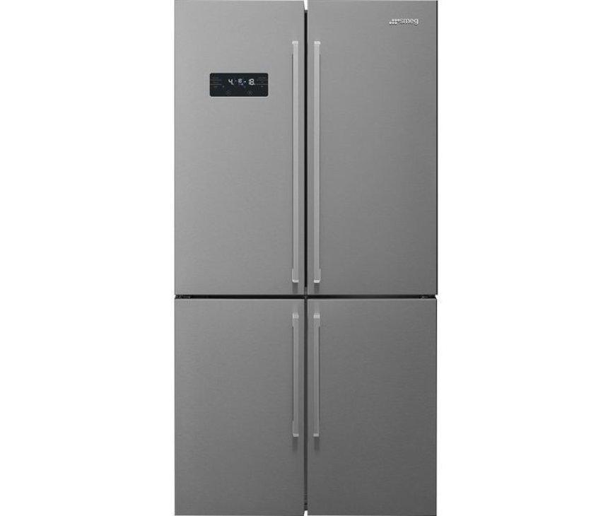 Smeg FQ60XDAIF side-by-side koelkast - rvs - met icemaker