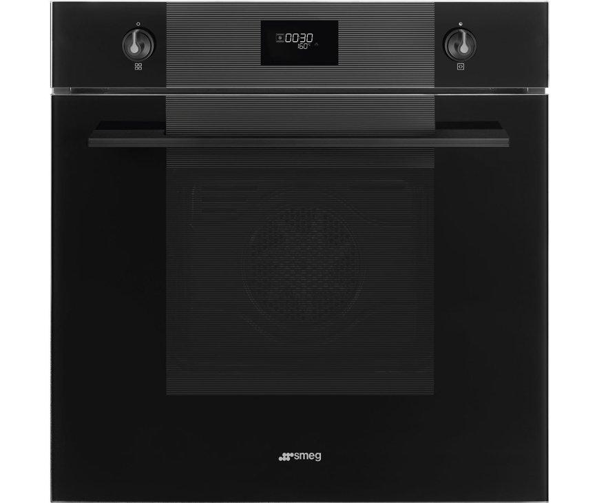 Smeg SF6101TVNO inbouw oven - Linea - zwart